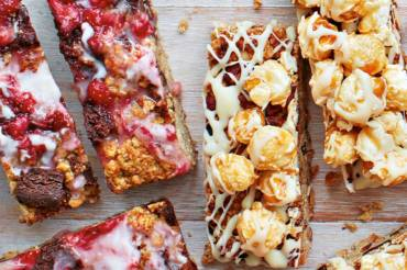 Healthy snacks for weight management