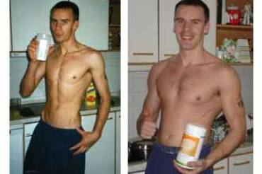 Herbalife for healthy weight gain